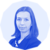 Kiti Pantskaha | Senior Credit Analyst